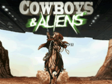 Cowboys and Aliens от Playtech