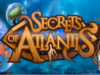 Слот Secrets Of Atlantis